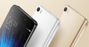 Xiaomi показали на MWC 2016 свій новий флагман - Mi 5