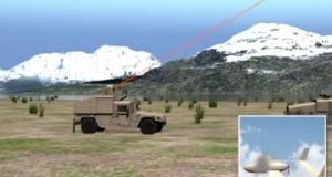 Военно-морские силы США хотят установить лазеры для противостояния дронам на свои хаммеры