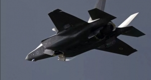 Винищувач Lockheed Martin F-35 завершив 100 тисяч годин польоту