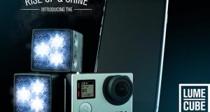 Представлена компактная вспышка-свет для GoPro, iPhone и Android-устройств