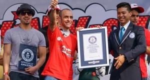 TWINWash Song & Dance від LG встановила світовий рекорд