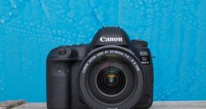 Выход долгожданной камеры Canon EOS 5D Mark IV
