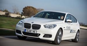 Новая гибридная система Power eDrive от BMW обеспечит автомобилю мощность в 670 л.с.