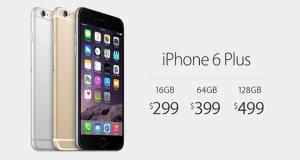 """iPhone 6 Plus: 5.5"""" фаблет, который покорит ваше сердце"""