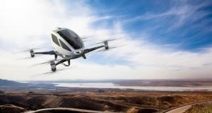 Цього літа в Дубаї з'явиться дрон-таксі