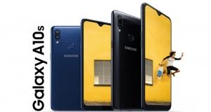 Старт продажів Galaxy A10s в Україні