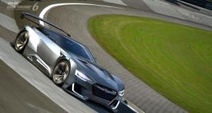 Subaru разработала спортивный концепт-кар Viziv GT Vision Gran Turismo для популярной консольной игры