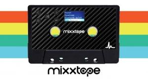 Плеєр Mixxtape – поєднання цифрових технологій і ностальгічного дизайну (відео)