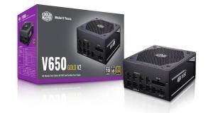 Блок живлення Cooler Master V650 Gold–v2