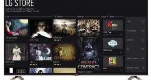Новая линейка телевизоров LG Smart TV на платформе WebOS