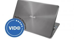 Обзор ноутбука ASUS ZenBook UX510UW: тонкий и эффективный