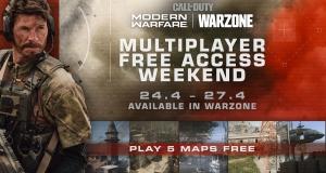 Activision оголосила про другі безкоштовні вихідні мультиплеєра Call of Duty: Modern Warfare