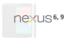 Известна точная дата презентации Nexus 6, Nexus 9 и Android L