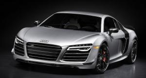 Audi представит свой самый мощный суперкар