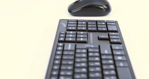 Клавиатура и мышь Genius SlimStar 8000ME: никакой сырости