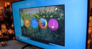 Panasonic представили первый умный телевизор на базе Firefox OS