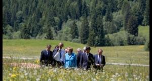 Лидеры Большой Семерки (G7) хотят прекратить использование ископаемого топлива к 2100 году