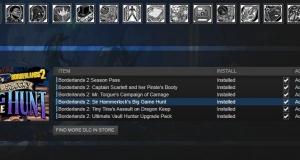 Обновление бета-клиента в Steam поможет следить за расширениями для игр