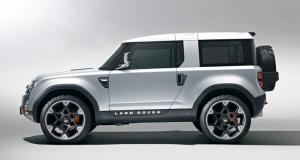 Land Rover определилась с дизайном нового автомобиля Defender