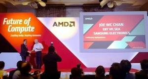 Технология синхронизации экрана AMD FreeSync будет во всех UHD-мониторах Samsung