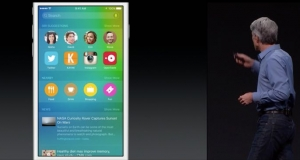 Официальная информация об Apple iOS 9