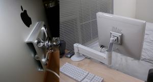 iMac конца 2012 года несовместим с креплениями VESA