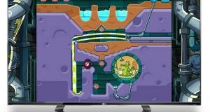 Новая серия игр для телевизоров CINEMA 3D Smart TV