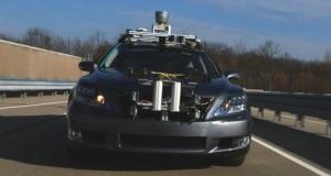 На CES 2013 компании Toyota и Audi покажут беспилотные автомобили