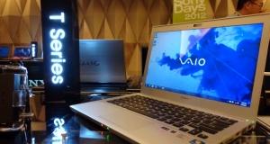 Серия Sony VAIO T теперь с сенсорным экраном