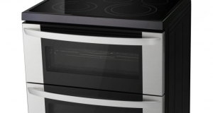 Новые плиты LG с большой духовкой и специальным эмалевым покрытием