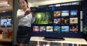 Новый софт Evolution Kit для Samsung Smart TV
