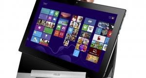 CES 2013: Asus Transformer AiO - планшет, ставший настольным компьютером