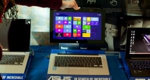 Transformer Book TX300CA от Asus – от ультрабука к планшету