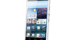 Флагман Huawei Ascend D2: 5-дюймовый экран и 4-ядерный процессор
