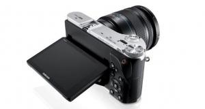 Новая камера Samsung NX300: передовые функции и стильный дизайн