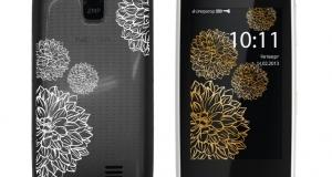 Лимитированный выпуск Nokia Asha Charme – готовимся к 8 Марта