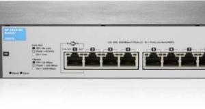 Новые коммутаторы HP Networking серий 2530 и 1810 v2 уже в Украине