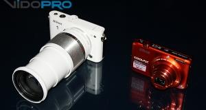 В Украине представлены новые фотокамеры Nikon COOLPIX