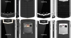 Vertu Ti будет работать под управлением Android