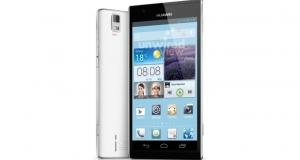 На MWC 2013 дебютирует мини-версия Huawei Ascend P2