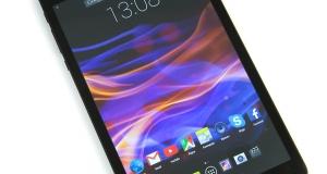 Обзор планшета GoClever Insignia 800M: с поддержкой звонков и 3G