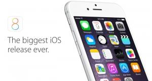 Apple представила обновление iOS 8.1 с Apple Pay и SMS-реле