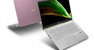 Зустрічайте круту новинку від Acer - Swift X
