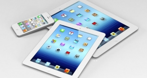 Тим Кук игнорирует вопросы об iPhone 6, но обещает «Удивительные вещи»