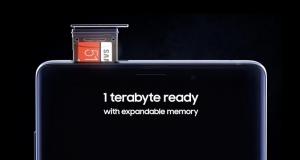 До 1 Тб памяті у твоєму смартфоні – продажі Galaxy Note9 512 Гб стартують в Україні