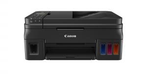 Новый принтер Canon PIXMA G4400 «4 в 1» с многоразовыми емкостями для чернил