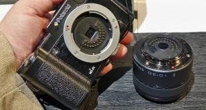 CES 2014: Polaroid представила новый беззеркальный фотоаппарат