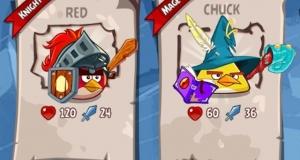 Angry Birds Epic: новая ролевая игра для iOS и Android