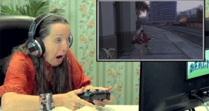 Видео дня: пожилые люди играют в Grand Theft Auto V и получают от этого удовольствие