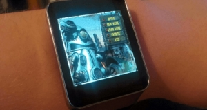 Как работают игры Fallout 1 и Gameboy Color Games на часах с Android Wear